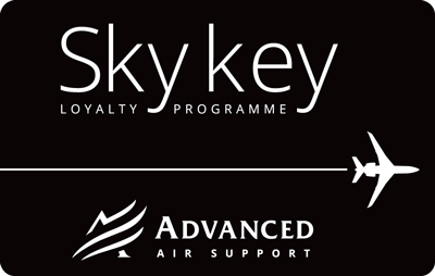 Sky Key Loyalty programme LOGO